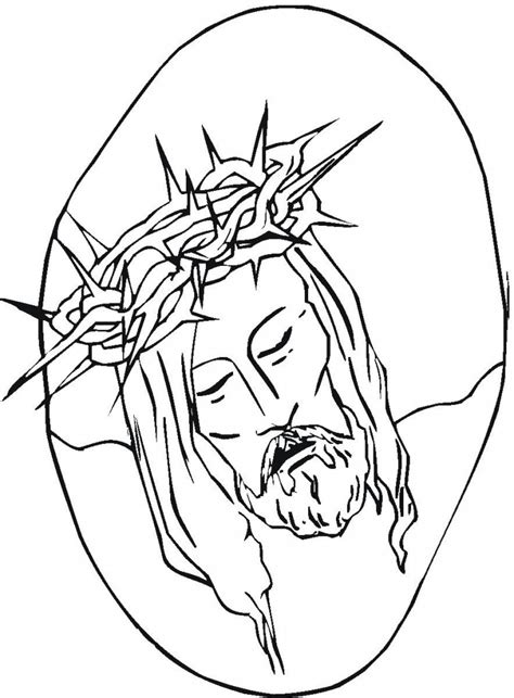 Printable Coloring Pages by Free Printable Jesus Coloring Pages For