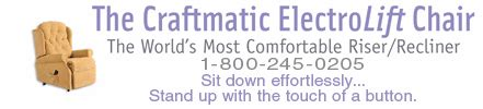 electric reclining lift chair benefits craftmatic electrolift riser chairs