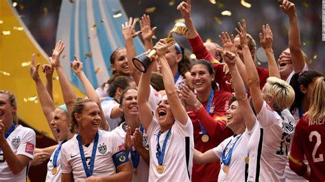world chions usa wins 2015 fifa womens world cup u women s world cup final u s defeats japan cnn com