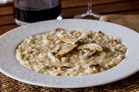 cucinare i porcini freschi ricetta risotto ai funghi porcini cucchiaio d argento