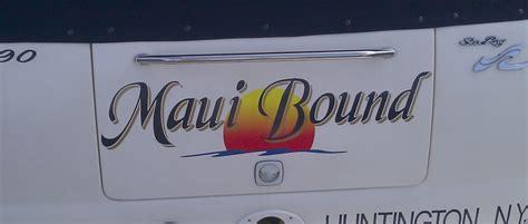 boat lettering norwalk ct boat lettering decals names vinyl lettering