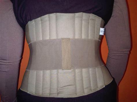 Waist Support Penyangga Pinggang korset penyangga tulang belakang terbukti mengurangi