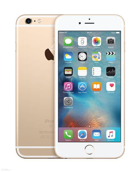 apple iphone 6s plus 128gb złoty ceny i opinie na ceneo pl