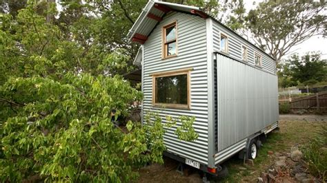tiny house for family of 5 templestowe family builds tiny house to live off the grid