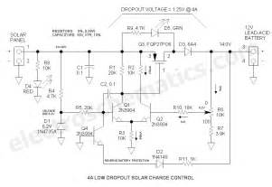 100w Solar Controller Circuit Schematic 12v Electric Fence Charger 12v Wiring Diagram And