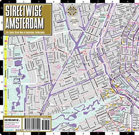 streetwise prague map laminated city center map of prague republic michelin streetwise maps books streetwise amsterdam map laminated city center