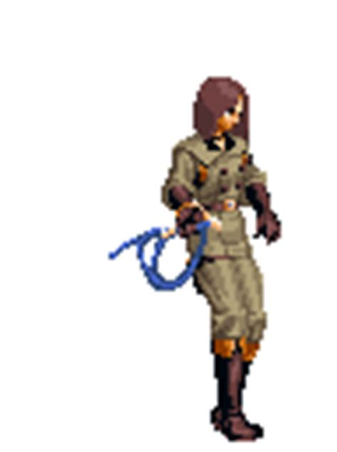 imagenes gif king of fighter whip king of fighters animations 3