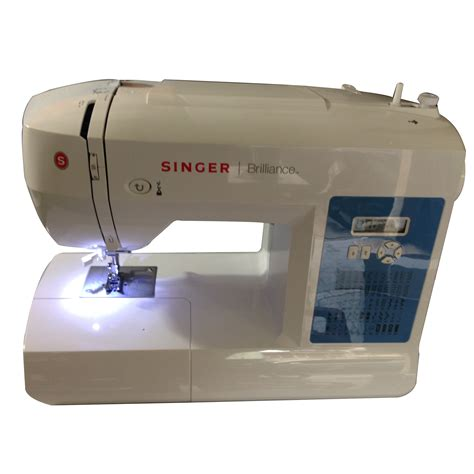 Singer Brilliance 6160 Mesin Jahit mesin jahit singer singer brilliance 6160 portable sinar