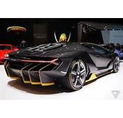 Lamborghinis Centenario Is A Gorgeous Celebration Of An