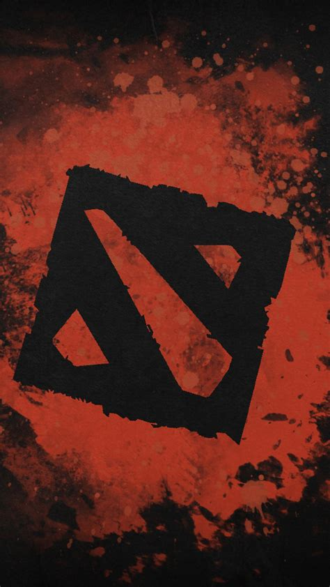 dota 2 logo wallpaper for android wallpaper dota2 choice image wallpaper and free download