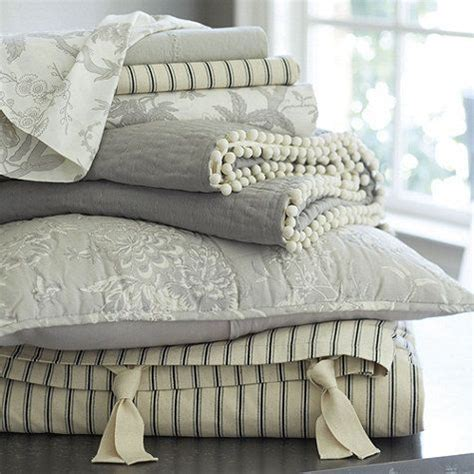 ticking stripe bedding ticking stripe bedding black textiles pinterest