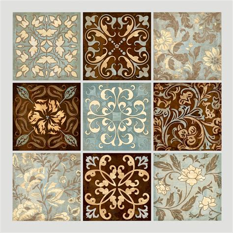 wall tile stickers venetian tiles wall decals world market