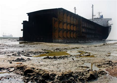 Dirty, Dangerous, and Deadly: The Shipbreaking Yards of Bangladesh