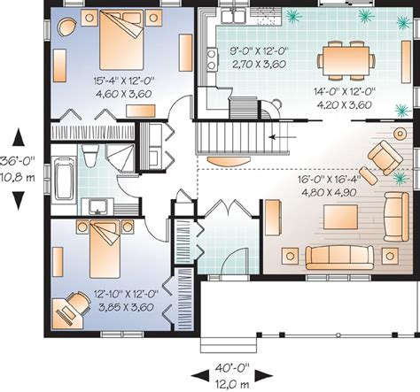 monster house floor plans country style house plans 1308 square foot home 1