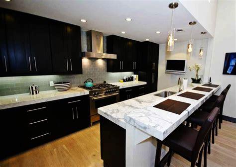 modern black kitchen designs ideas furniture cabinets black minimalist cabinet furniture for interior kitchen