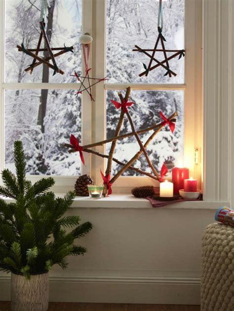 Fenster Weihnachtlich Gestalten by Bezaubernde Winter Fensterdeko Zum Selber Basteln