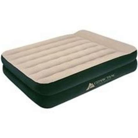 ozark trail elevated air mattress ozt 100 reviews viewpoints