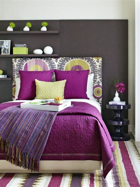 Gray And Purple Bedroom | beautiful bedrooms 15 shades of gray bedroom decorating