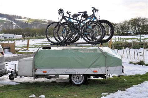 Tent Trailer Bike Rack by Luggage Racks Ukcsite Co Uk Trailer Tents And Folding