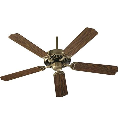 antique brass ceiling fan outdoor