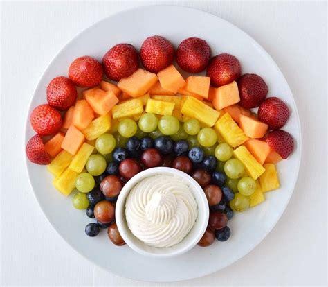 fruit rainbow healthy living recipes living litehouse