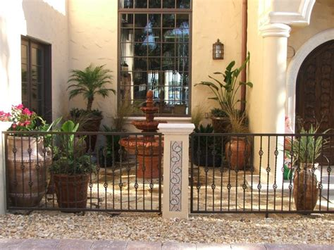 fence ideas front yard exterior amazing front yard fences ideas front yard