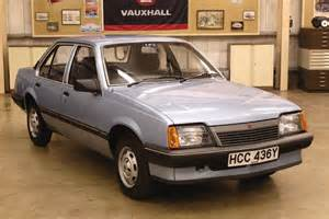 Vauxhall Cavilier Vauxhall Cavalier Mk2 Classic Car Review Honest
