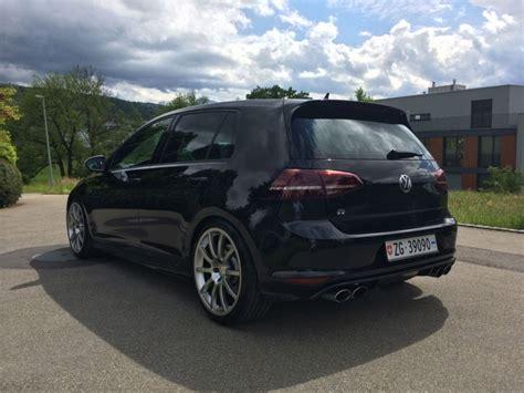 Volkswagen Golf Aftermarket by Volkswagen Golf Gti Custom Wheels Sportec Mono 10 18x8 5