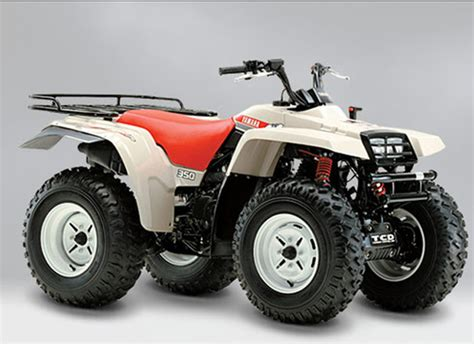 yamaha atv 1991 1995 yfm 350 moto 4 repair manual