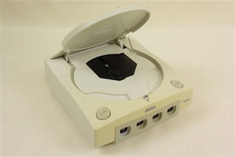 buy dreamcast console sega dreamcast console system ref 058005077899 tested