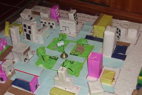 imagenes de maquetas escolares dise 241 o de maquetas maqueta de una ciudad