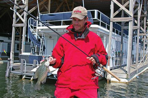 arkansas crappie forecast   game fish