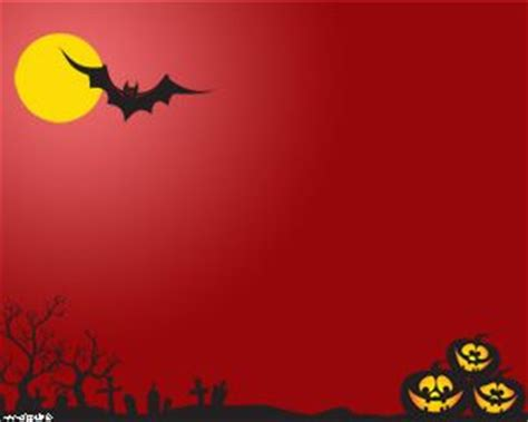 halloween free powerpoint templates