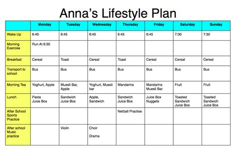 lifestyle templates annaa30 t2 health style plane