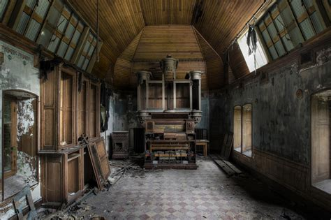 Scottish Homes And Interiors The 39 Most Haunting Abandoned Places In The World
