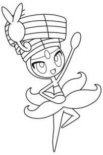 pokemon coloring pages litwick ausmalbild meloetta pokemon ausmalbilder kostenlos zum
