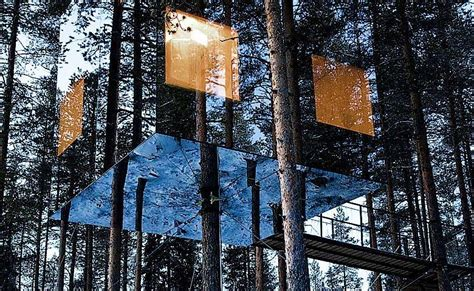 tree hotel sweden treehotel in harads north sweden sweden unique rental