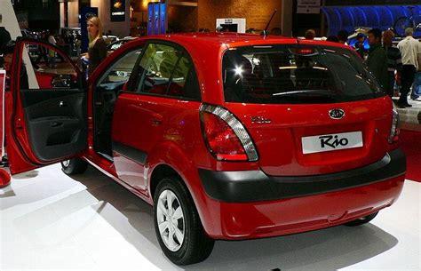 2006 Kia Rio Base Sedan 1 6l Manual