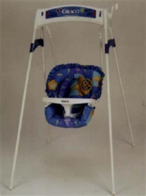 recalled baby swings recall graco infant swings