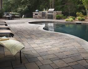 Pool Patio Pavers Tips For Landscaping Near Swimming Pools Install It Direct