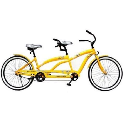 2 seater bicycle built two person tandem bike couples