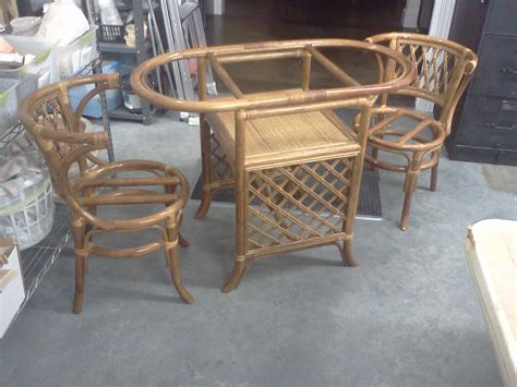 rattan kitchen table and chairs wicker kitchen table and chairs rattan and wicker dining