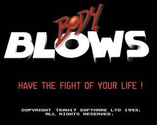 emuparadise slow download download body blows my abandonware