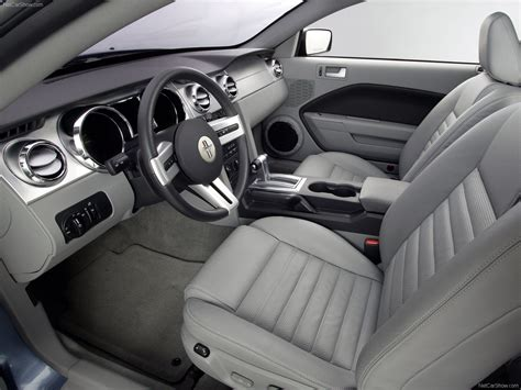 2005 Mustang Custom Interior by Ford Mustang 2005 Picture 18 Of 54