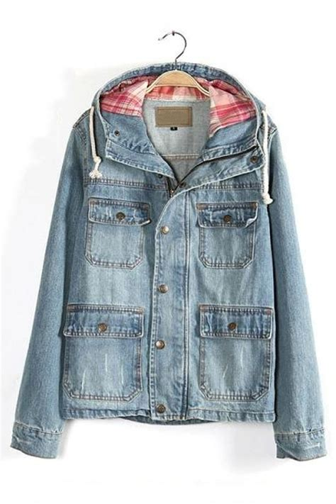 hooded jean jacket hooded jean jackets jackets