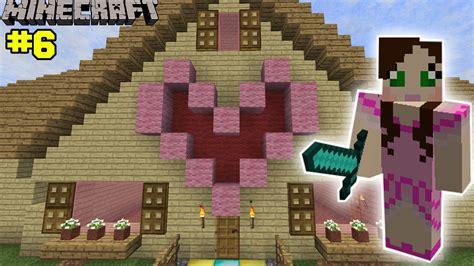 Minecraft: NEW HOUSE CHALLENGE [EPS7] [6]   YouTube