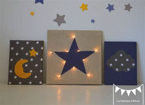 Stickers étoile Chambre Bébé by Bleu Chambre Bebe