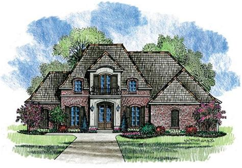653722 1 story 4 bedroom french country house plan french country house plans photos
