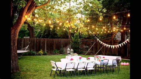 backyard wedding ideas nuptials city