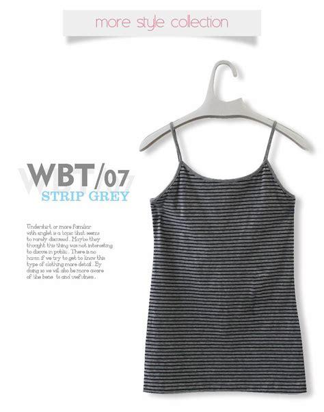 Harga Promo Tank Top Terusan 7806 buy buy 1 get 1 branded tank top dan singlet baju dalam wanita banyak pilihan warna